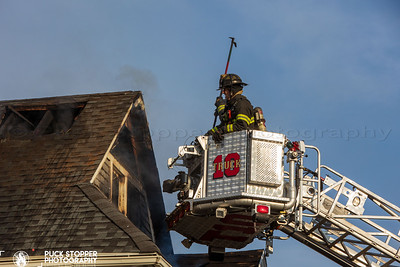Dwelling Fire - 458 Lyell Ave, Rochester, NY - 1/13/21