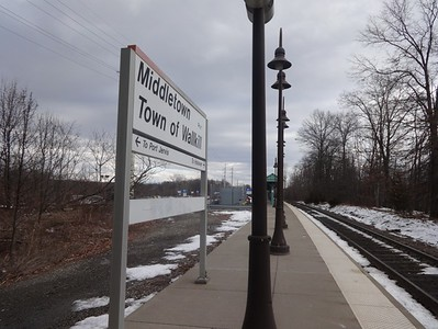 Middletown -Town of Wallkill Train Station