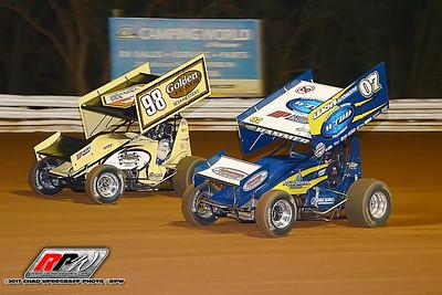 Williams Grove Speedway - 4/14/17 - Chad Updegraff