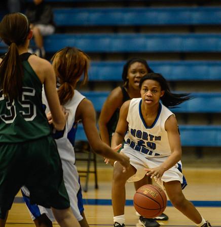 Basketball Girls JV vs  Arlington Colts 12-13-13-10