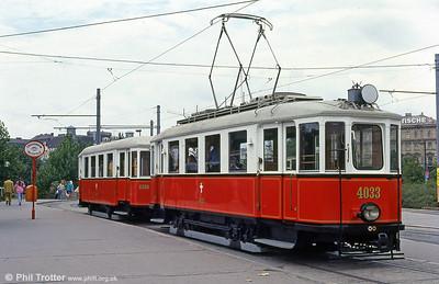 Vienna (AT) • Tramway Museum