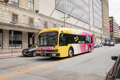 DTDInc D-Link Electric Bus