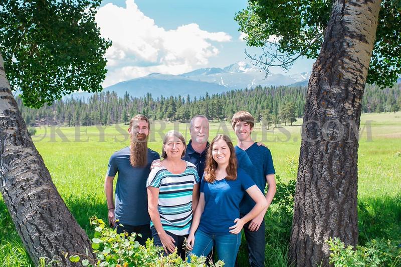 Lane Family 2015