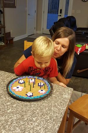 Macki's Birthday 2016