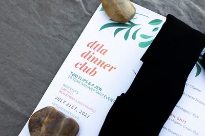 July 21, 2021 DTLA Dinner Club 10 Year Anniversary