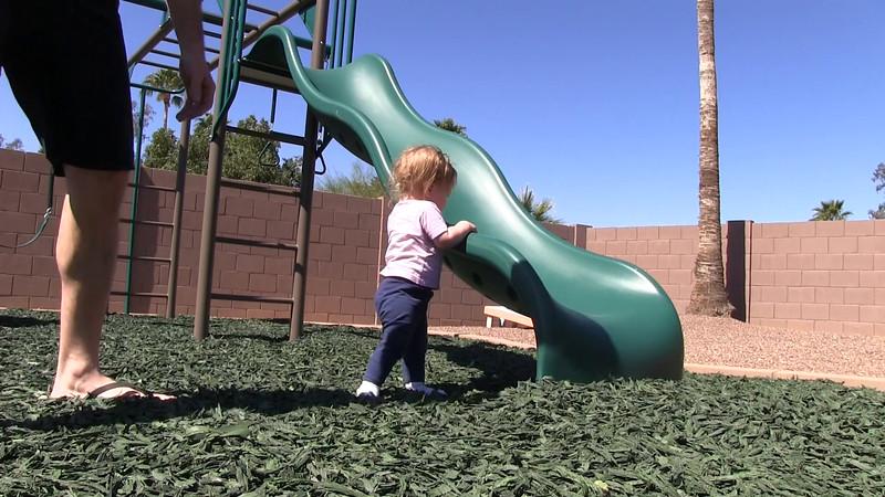 Alana's Slide