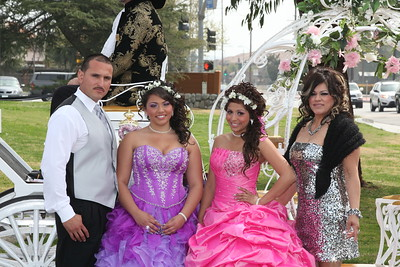 Mimi & RayRay's Quinceanera
