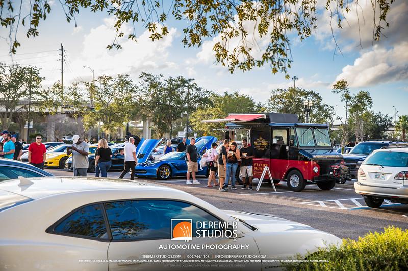 2017 10 Cars and Coffee - Everbank Field 034A - Deremer Studios LLC