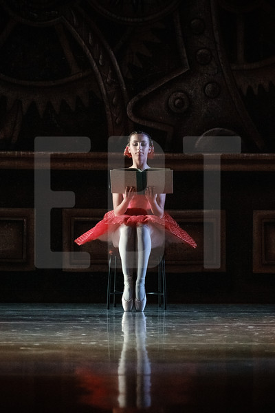 Prologue Coppelia
