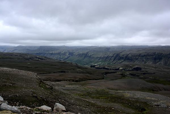 2. dagur - leitað að Grænalóni