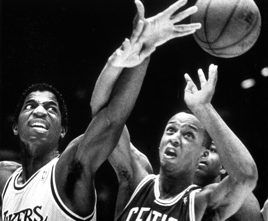 . 1989: Lakers forward A.C. Green   Daily News file photo