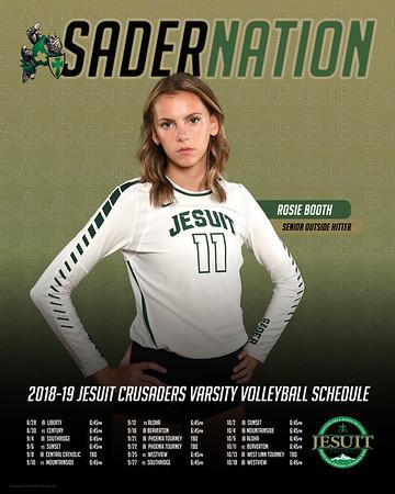 Volleyball (Senior Portraits)