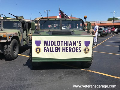 2017-07-01 Midlothian Parade by JW