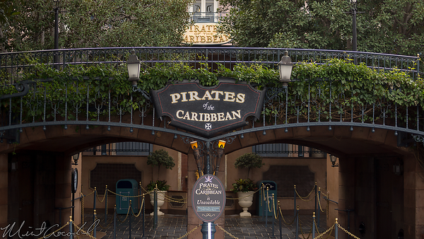Disneyland Resort, Disneyland, New Orleans Square, Pirates, Pirates Of The Caribbean, Caribbean, Refurbishment, Refurbish, Refurb