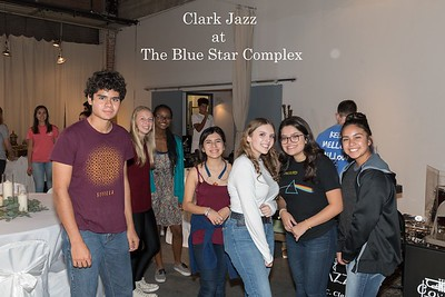 20171025 Clark Jazz Band at the Blue Star Complex
