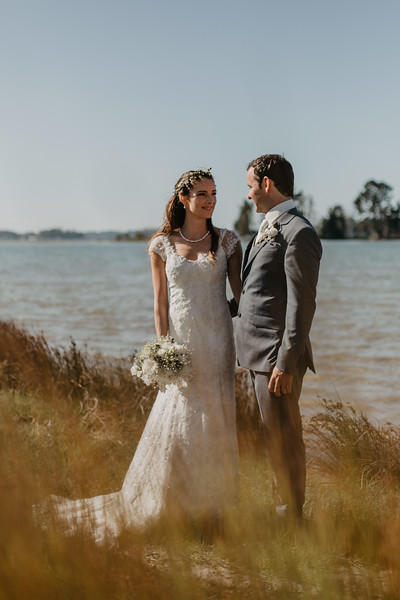 Katherine + Richard - Charlemagne Lodge + St Josephs Church Wedding