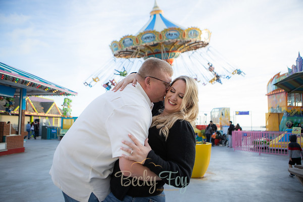 Felicia & Marcel Engaged | Jan 2020