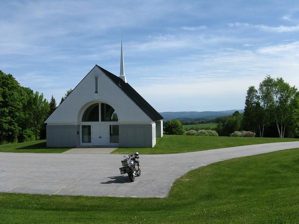 VT Veterans' Cemetery ride