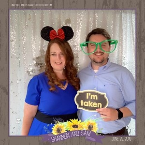 Shannon and Sam's Wedding June 29, 2019
