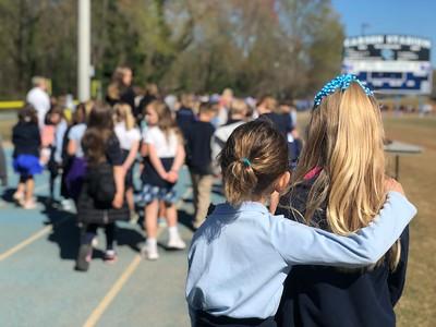 All School Prayer Walk 2019