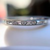 .80ctw French Cut and OEC Diamond Eternity Band, by Single Stone 3