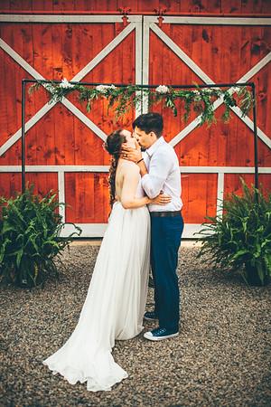Jessy + Cody's Wedding