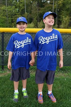 20161005 Royals Team and Individual Photos