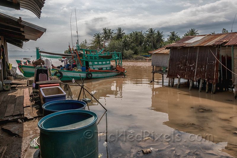 Ropang Ropov Fishing Village