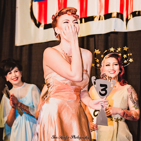 2019 Grand National Roadster Show Trophy Girl Contest