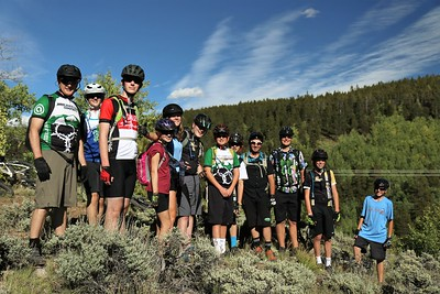 2016 Cloud City Challenge - Leadville 9/10/16