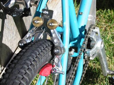 Rollercam's & U brakes