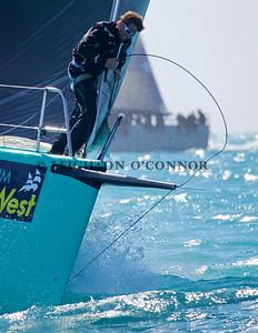 2012 Key West Race Week Hightlights - Verticals