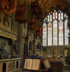 England: Canterbury Cathedral, 2017
