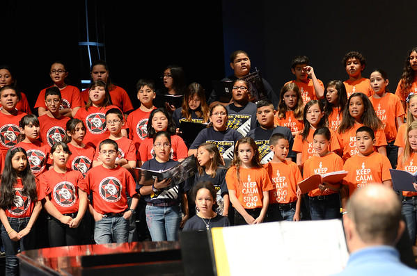 2013 Feeder Choir Clinic- Harlingen High School South