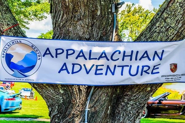 Appalachian Adventure Weekend - 8-18-19