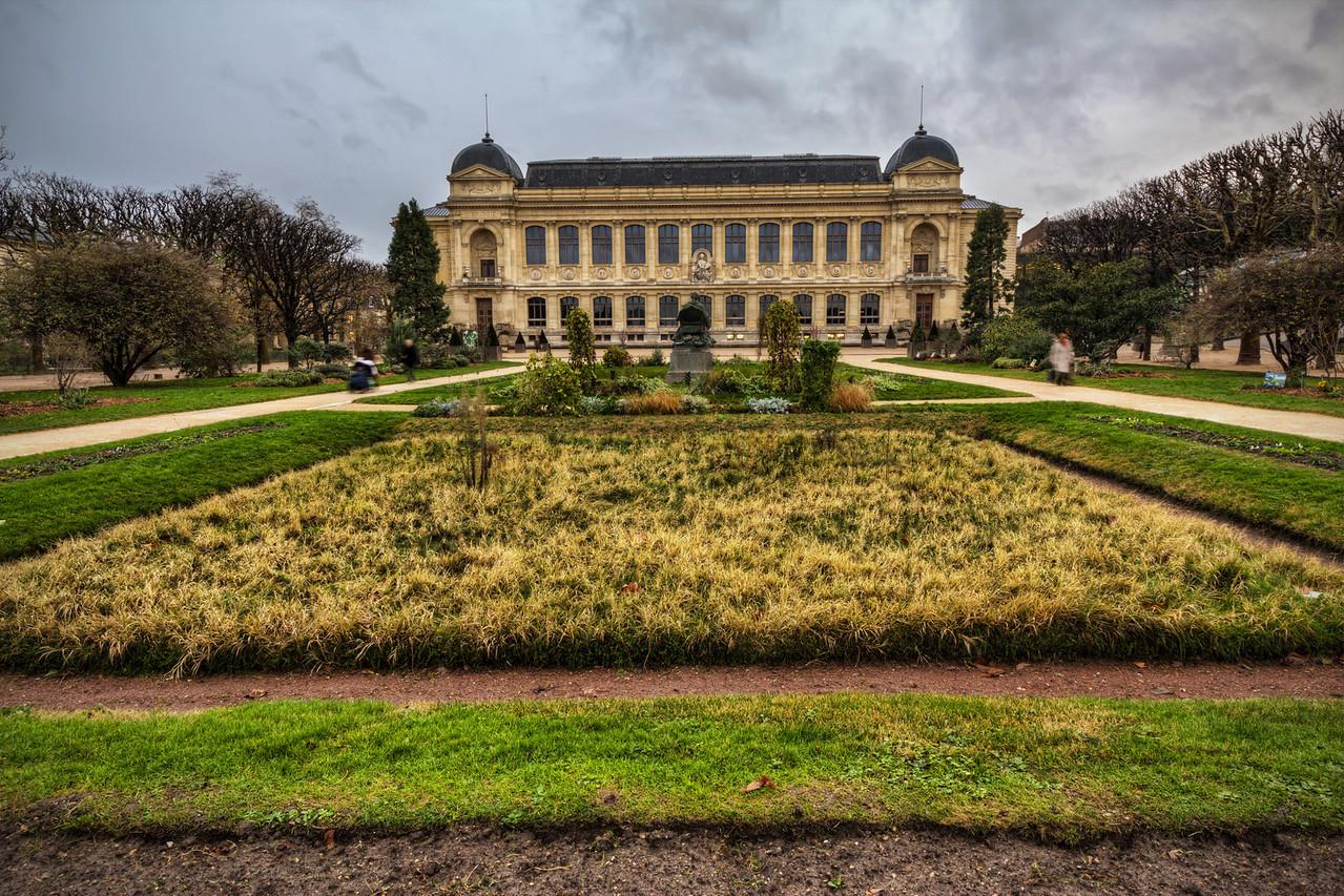 Natural History Museum in Paris