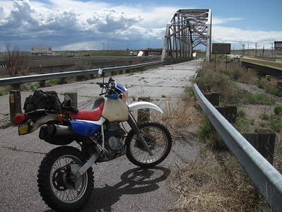 Cerro Colorado-Rio Puerco-Laguna Burger DS Ride  5-4-15