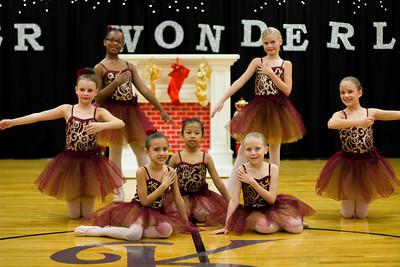 Thursday 4:30 Intermediate Ballet