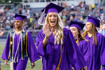 Cortland Jr. Sr. High School 2021 Graduation