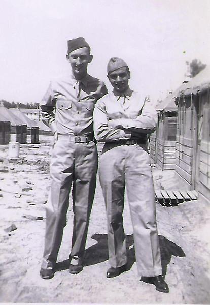 George Werts Enlistee 1940