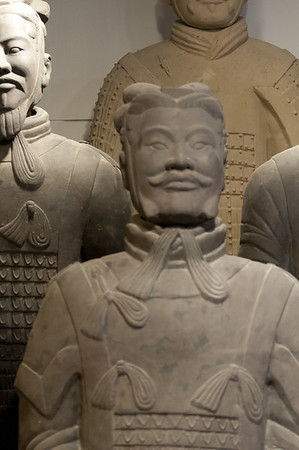 X'ian- City of the Terracotta Warriors
