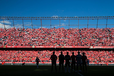 Sevilla FC vs. Real Madrid CF