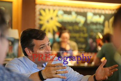 Ted Cruz Smokey Row 7-6-15