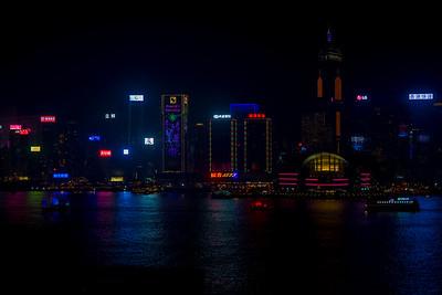 FEBRUARY, 2018: HONG KONG