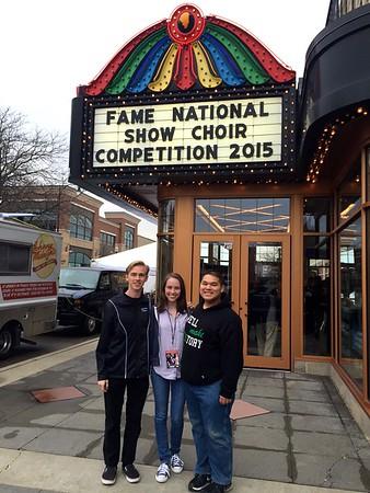 2015 FAME Show Choir National Finals Waukegan