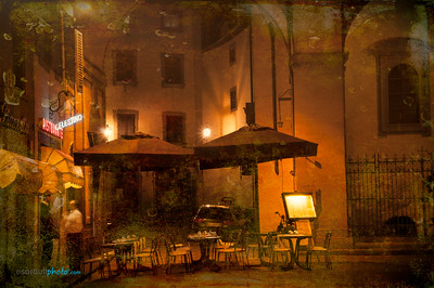 Jours 7 | Florence la nuit | Florence by night | Day 7