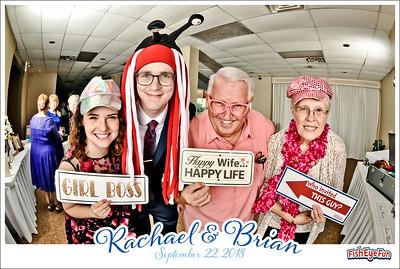 9/22/18 - Rachael & Brian