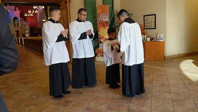 Philomena Suarez Baptism (11/23/2019)