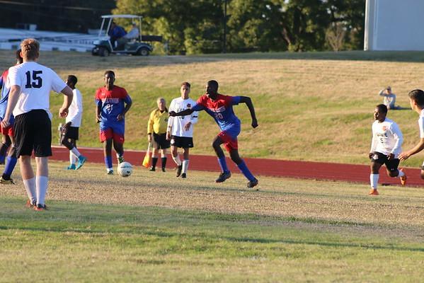 Prep Soccer vs. Hargrave Military Academy - Oct 30