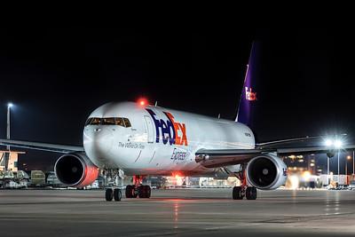 Fedex B767